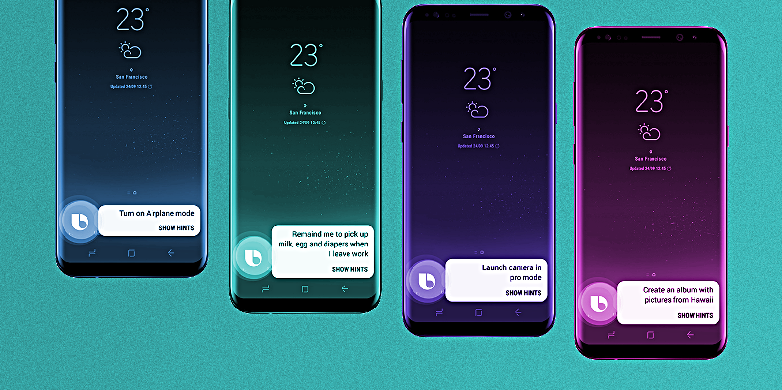 BIXBY-VOICE-Samsung Galaxy S8