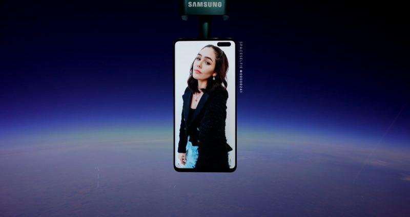 Samsung Space Selfie