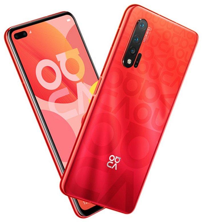 Huawei Nova 6 - Red