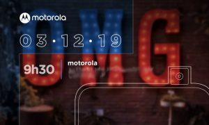 Motorola One Hyper is coming