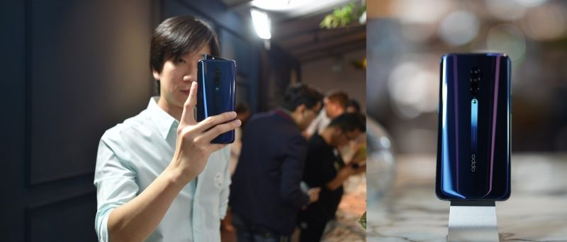 OPPO RENO 10x ZOOM 12GB Limited edition