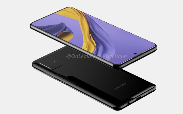 Samsung Galaxy A51 leak