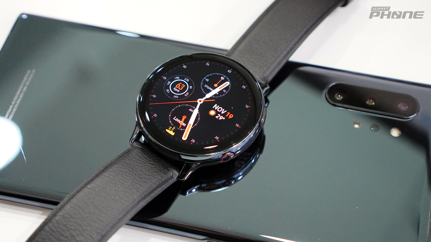 รีวิว Samsung Galaxy Watch Active 2