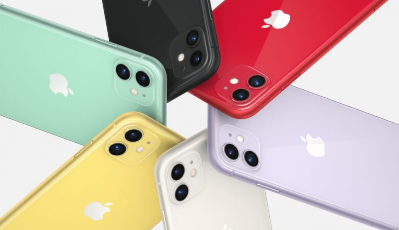 รีวิว iPhone 11