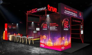 True 5G World in chiangmai