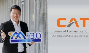 cat telecom MEF 3.0 first time in thailand