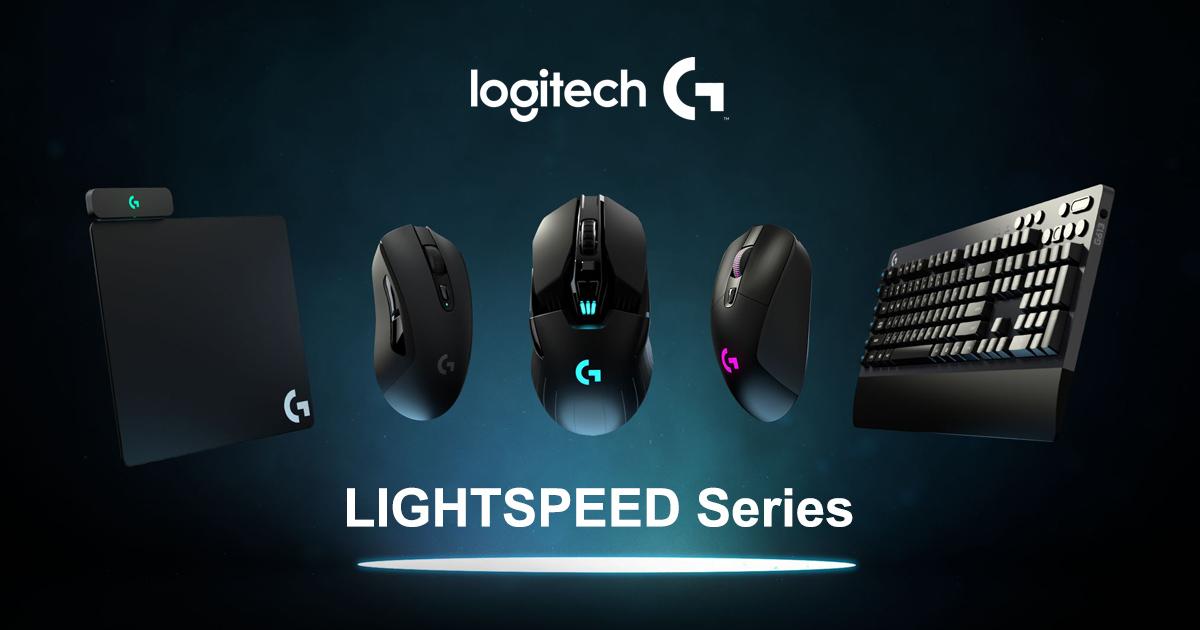 Logitech G LIGHTSPEED Series Gaming