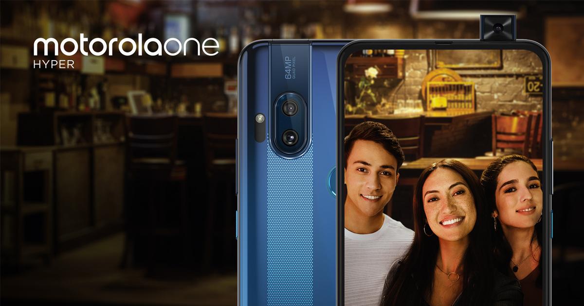 Motorola One Hyper Unveils 45W Hyper-Charging System