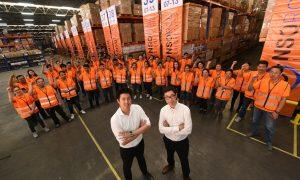 N-Squared eCommerce x RCL Logistics