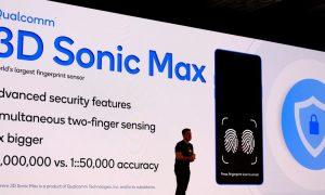 Qualcomm's-new-in-display-ultrasonic-fingerprint