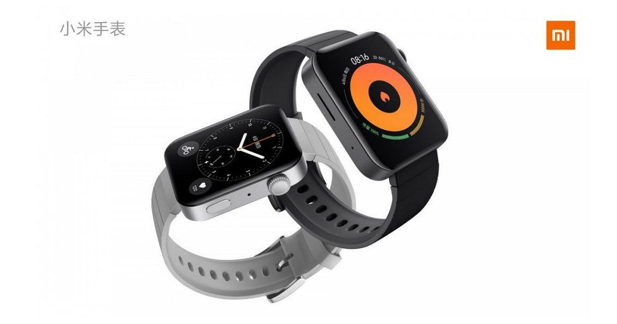 Xiaomi Mi Watch Wearable