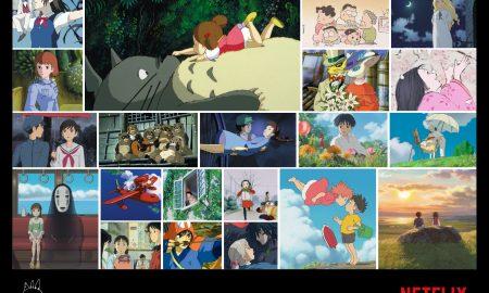 Netflix Studio Ghibi