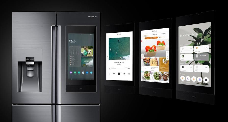 CES 2020 Samsung Family Hub and Lifestyle DA