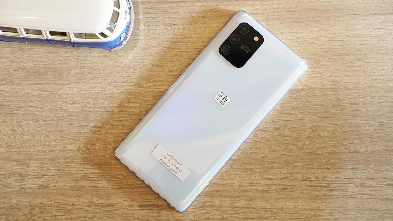 พรีวิว Samsung Galaxy S10 Lite