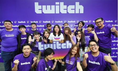 Twitch Thailand Game Expo by AIS eSports 2020