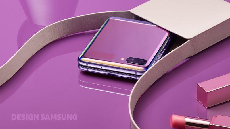 Samsung Galaxy Z Flip Be the First 21 feb 2020