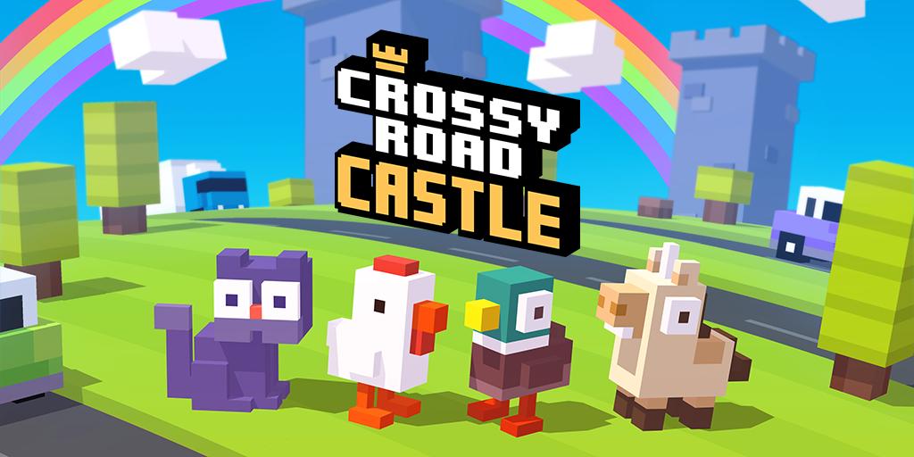 "Apple เปิดตัว ""Crossy Road Castel"" เกมใหม่ล่าสุดสำหรับ Apple Arcade ที่เดียวเท่านั้น"