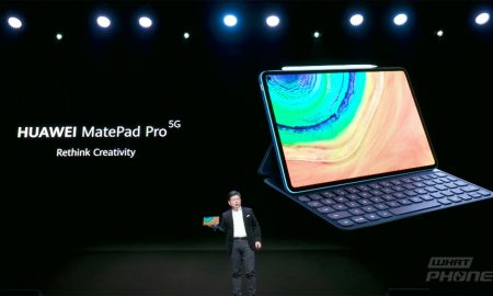 HUAWEI MatePad Pro 5G แท็บเล็ต 5G หน้าจอ 10.8 นิ้ว แบตสุดอึด