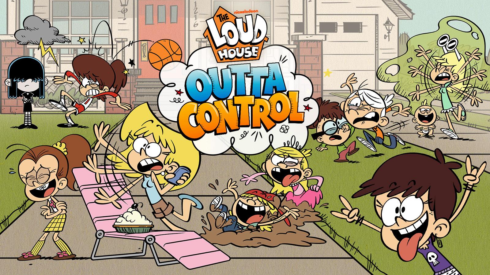 Apple Arcade เปิดตัว Loud House: Outta Control เกมใหม่จาก Nickelodeon