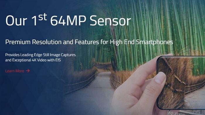 OmniVision 64 Megapixel MP