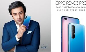 Oppo Reno 3 Pro is coming