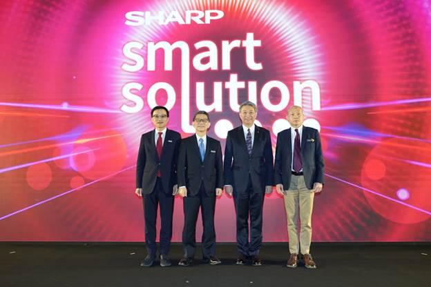 SHARP Introduces Smart Innovative Solutions 2020