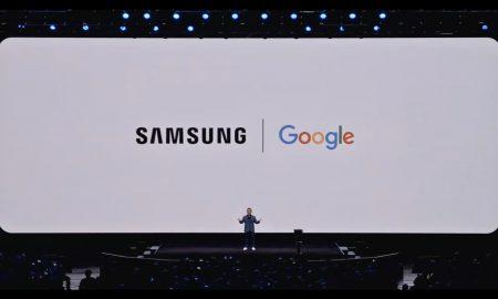 Samsung x Google