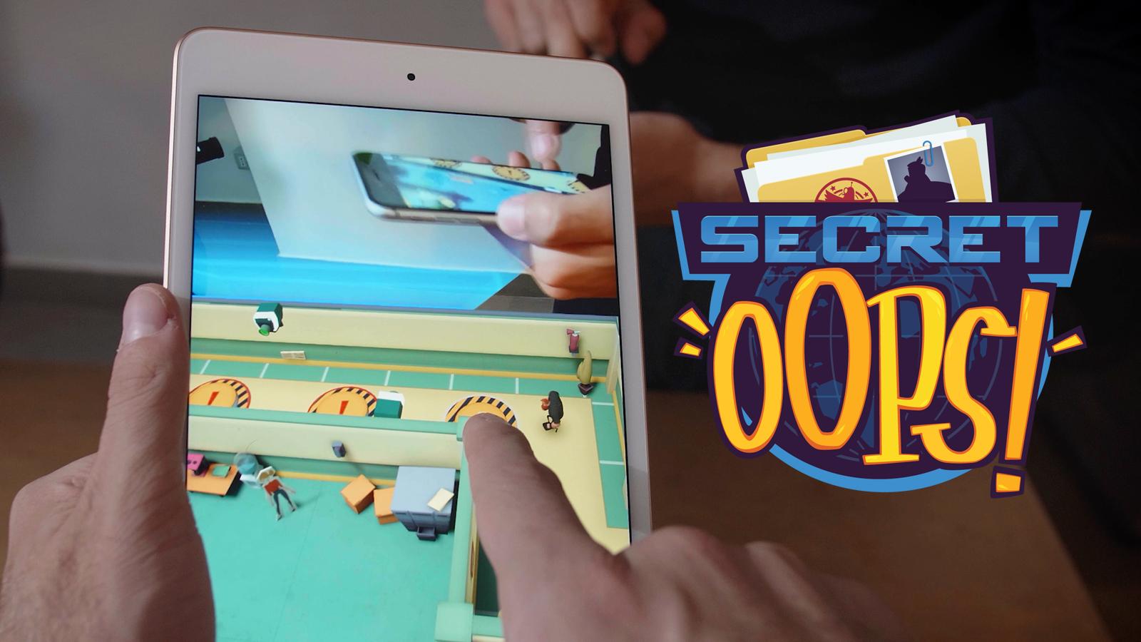 Secret Oops Apple Arcade