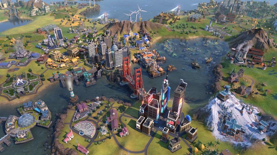 Sid Meier is Civilization VI