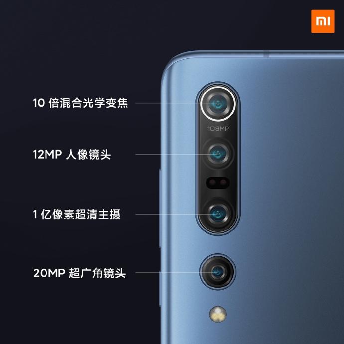 Xiaomi Mi 10 Pro Camera