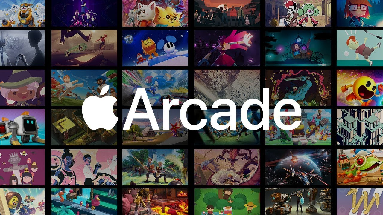 Apple Arcade New Games Release