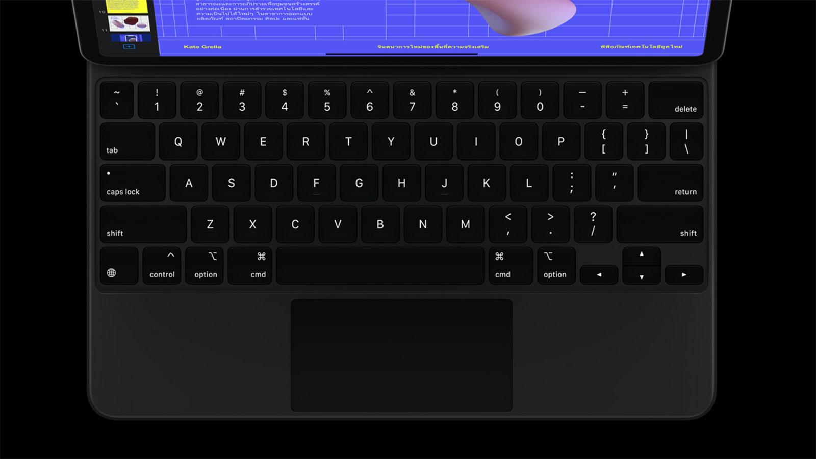 Apple-Magic-Keyborad-2020-Backlight