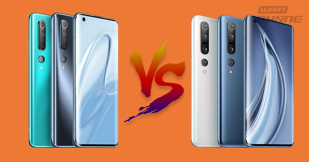 Comparison-Xiaomi-Mi-10-vs-Mi-10-Pro