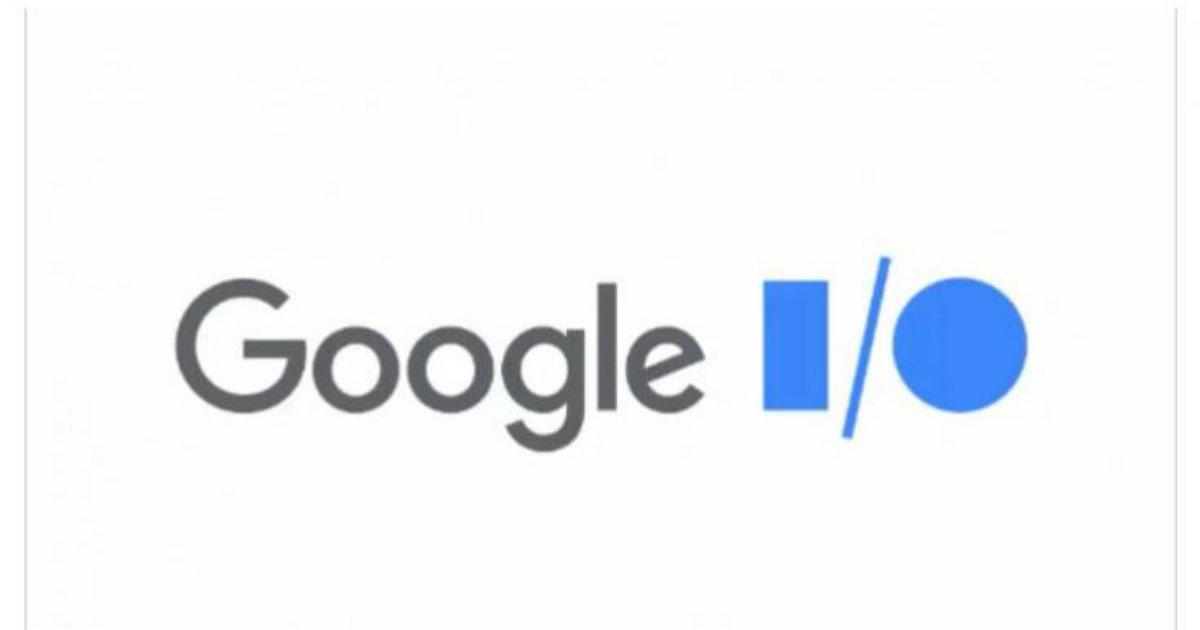 Google IO 2020 Header