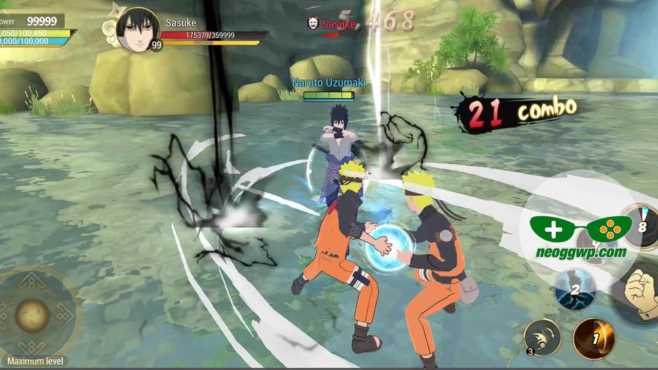 Naruto Slugfest 02