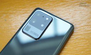 รีวิว Samsung Galaxy S20 Ultra 5G มือถือเรือธง 2020 ซุปเปอร์วิดีโอคาเมร่าโฟน พลัง Space Zoom 100x