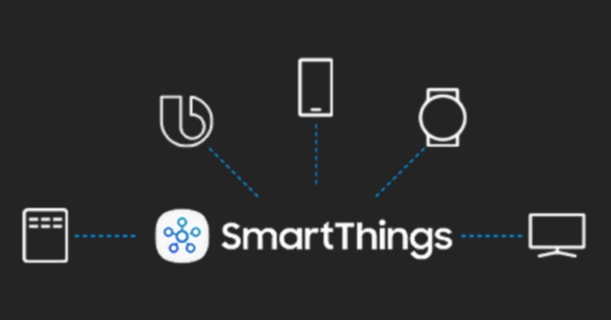Samsung IoT Header