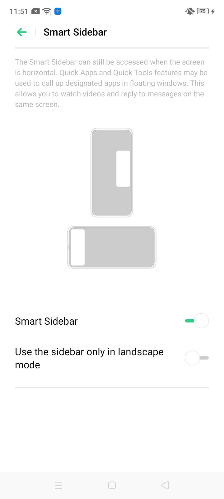 Smart Sidebar OPPO A31 002