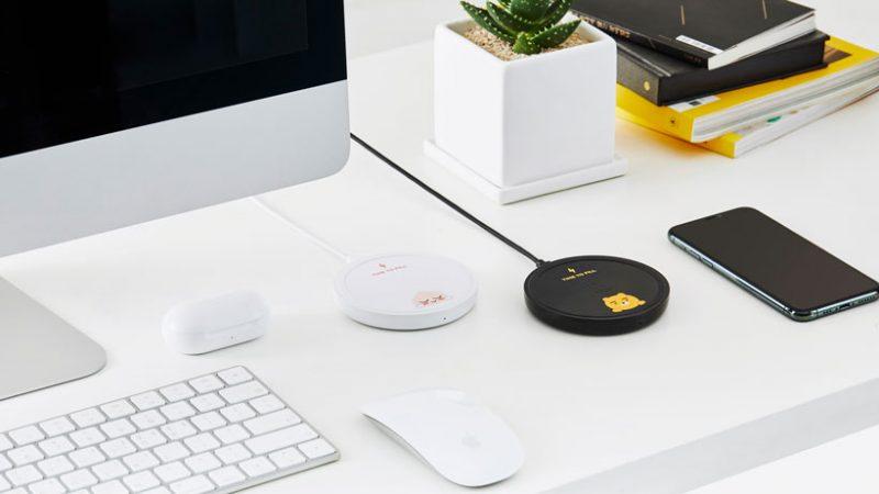 belkin Kakao friends edition wireless pad
