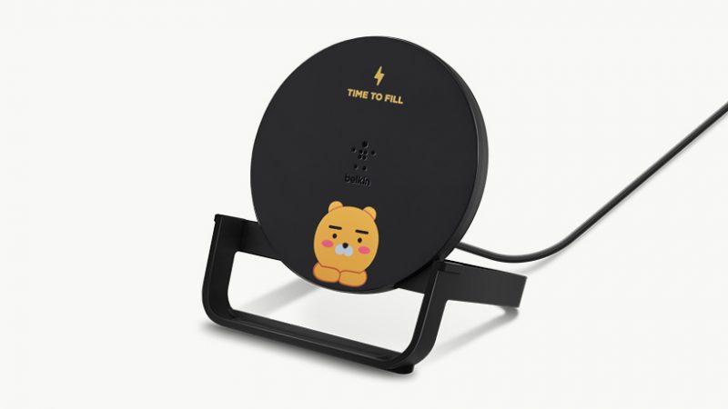 belkin Kakao friends edition wireless charging stand