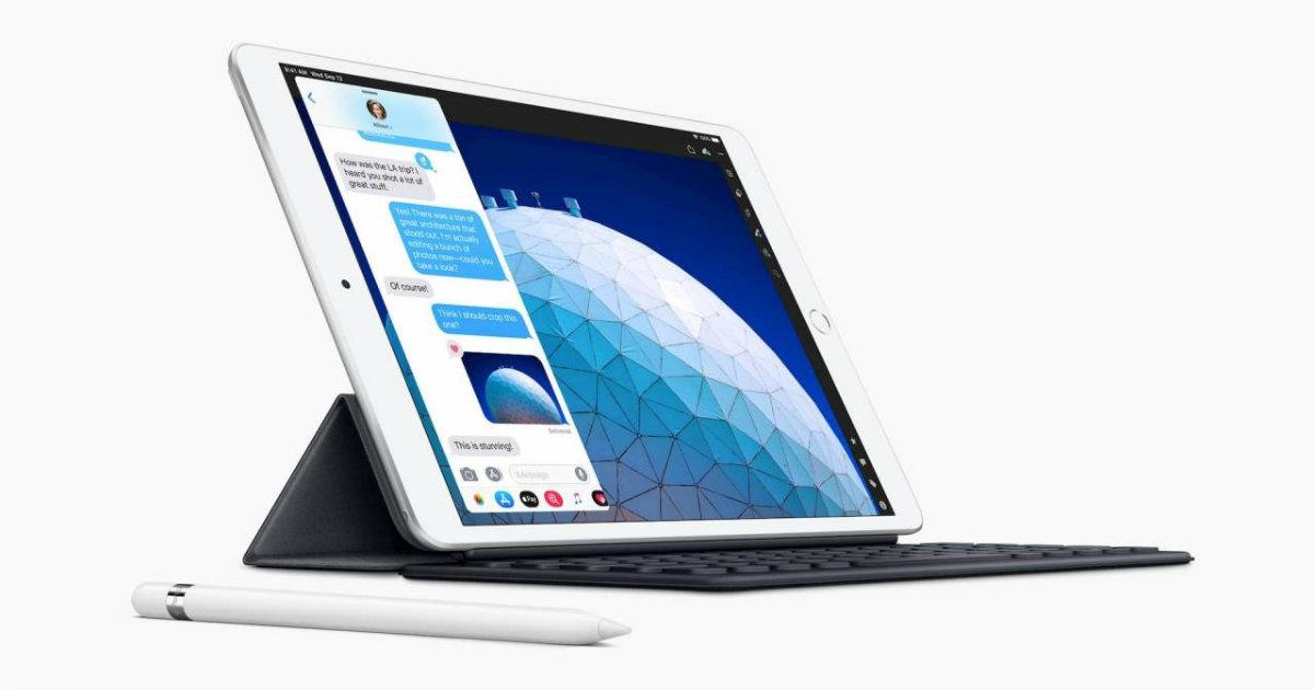 iPad Air 3rd gen Header