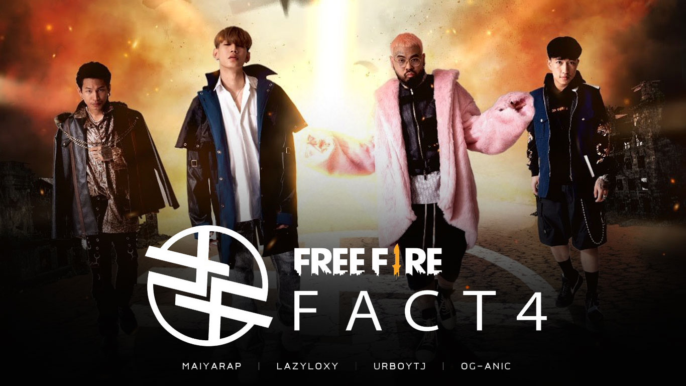 Free Fire x FACT 4