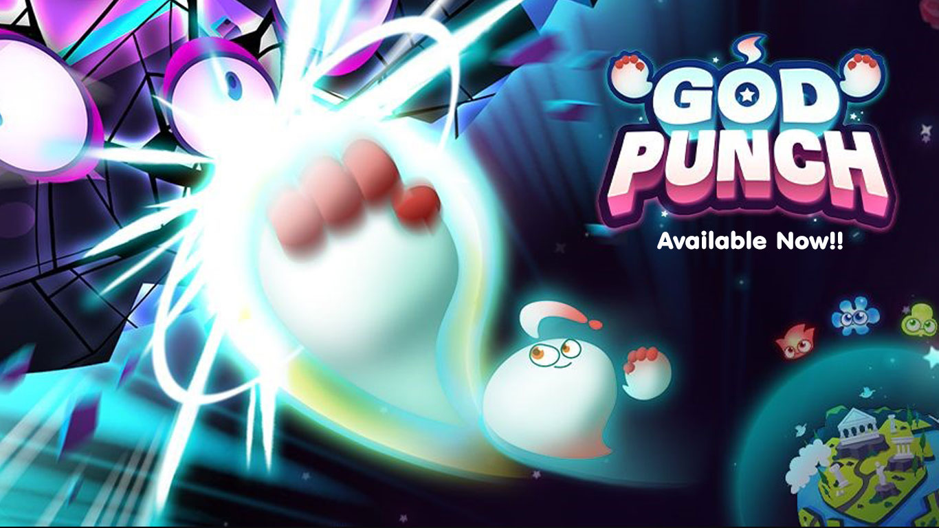 God Punch: Idle Defense
