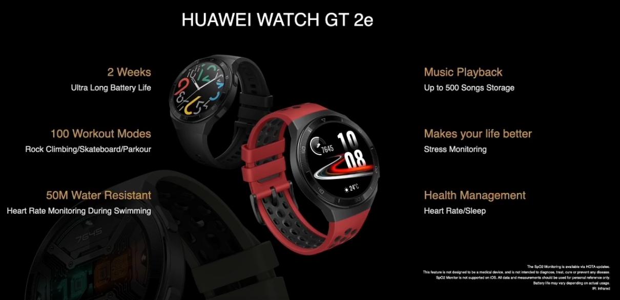 HUAWEI Watch GT 2e 002