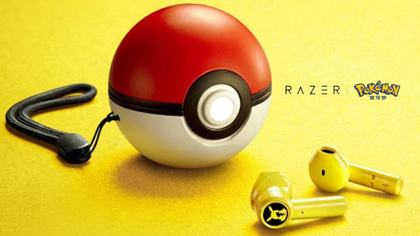 True Wireless Earbuds Pokemon 00
