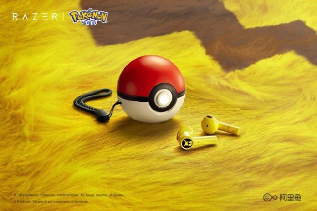 True Wireless Earbuds Pokemon 01