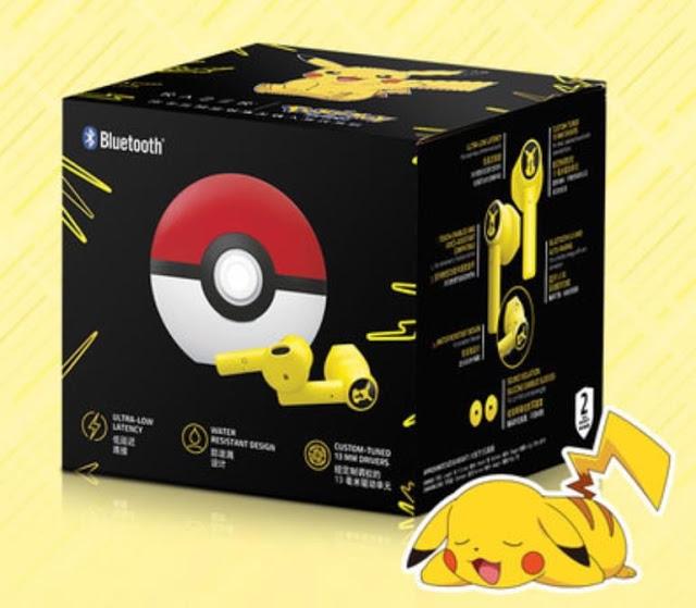 True Wireless Earbuds Pokemon 03