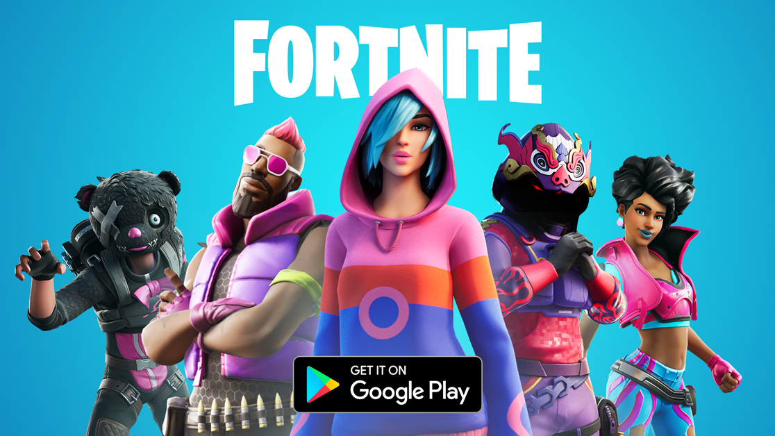 Fortnite ลง Google Play Store