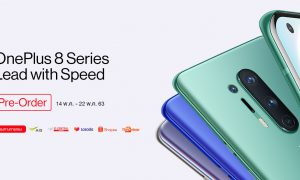 Promotion Pre Order OnePlus 8 Series