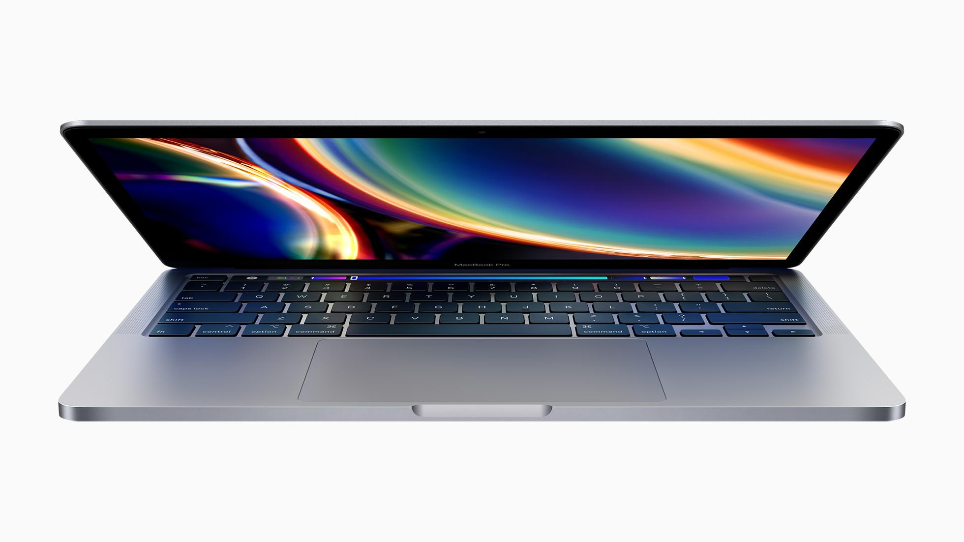 MacBook Pro รุ่น 13 นิ้ว รุ่นใหม่ มาพร้อม Magic Keyboard โปรเซสเซอร์รุ่นที่ 10 เร็วและแรงขึ้น ราคาเริ่มต้นที่ 42,900 บาท